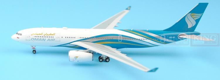 10856* Phoenix Oman A4O-DF 1:400 A330-200 commercial jetliners plane model hobby new phoenix 11200 european wing aviation d axga 1 400 a330 200 commercial jetliners plane model hobby
