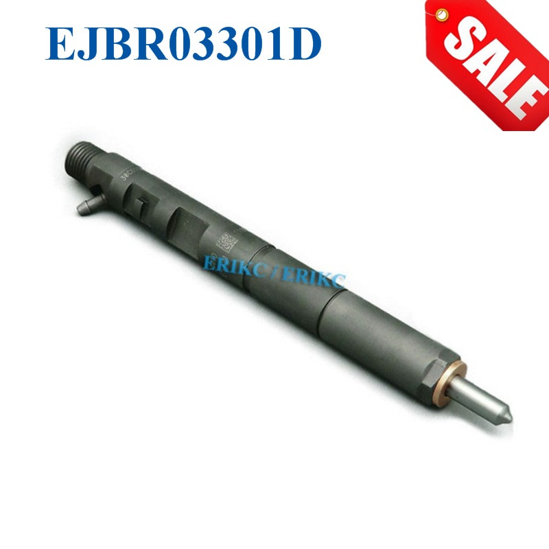 ERIKC EJBR03301D common rail injector Nozzle 3301D complete assy EJBR0 3301D fuel engine inyection diesel for Transit 2.8L Van