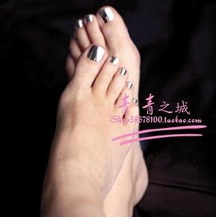 Fake Toenail Tips - Glamour Nail Salon