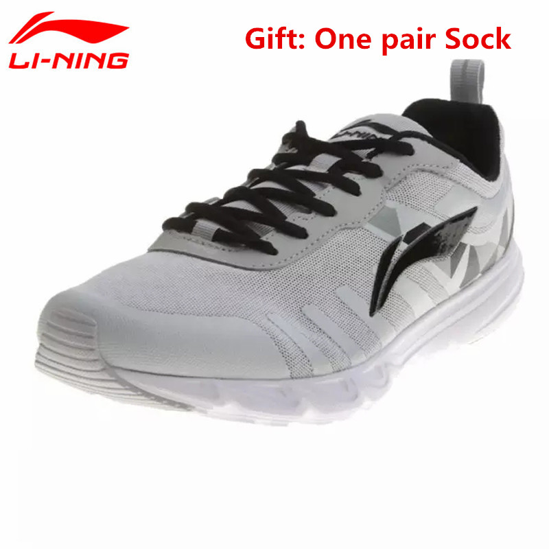 Li-Ning Super Light Men's Running Shoes for Jogging Walking Outdoor Light Sneakers buty sportowe Man's Athletic Breathable Shoe original li ning men professional basketball shoes
