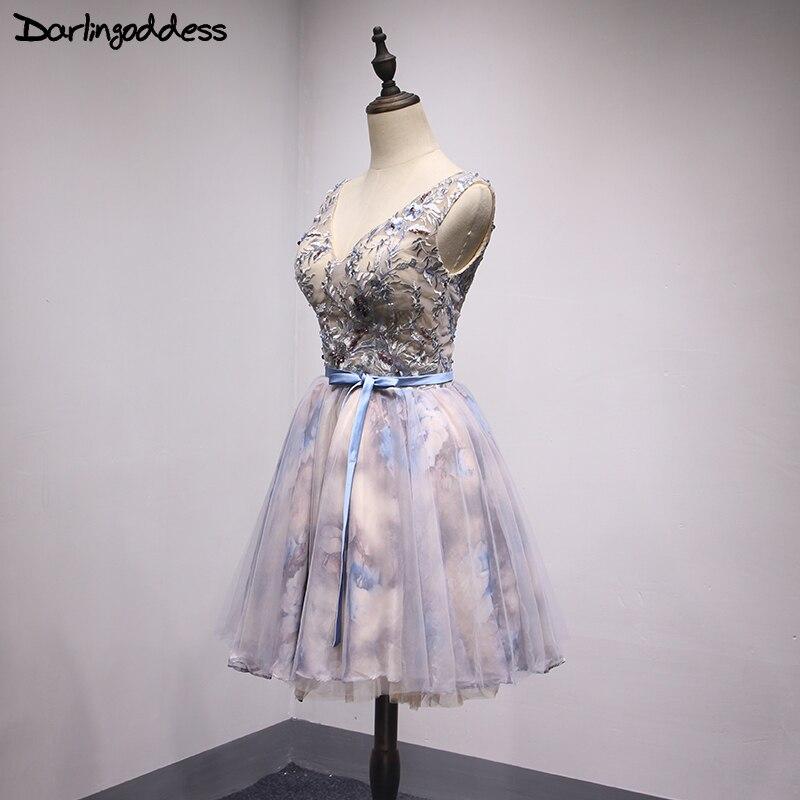 Elegante Cocktailkleider 2017 für Hochzeit Frauen V ausschnitt ...
