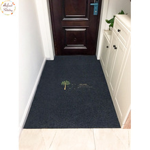 Infant Shining Embroidered Floor Mat Anti-skid Kitchen Bathroom Foot Multi-size Machine Washable Living Room C