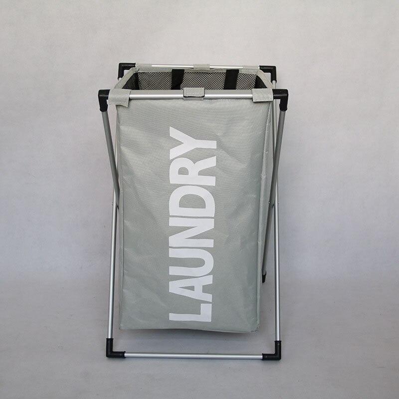 Hot Sale X Frame Waterproof Oxford Laundry Storage Organization