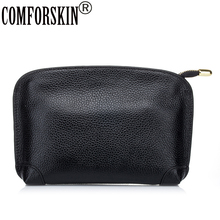 2017 Feminine New Brand Casual Ladies Day Clutches Cowhide Leather Women Hand Bag Factory Price On Sale