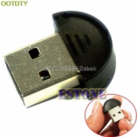 20 teile/los Mini USB 2.0 BLUETOOTH DONGLE ADAPTER F PC LAPTOP 100 mt # H029 #