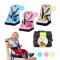 2014 Hot Sale Portable Baby Carrier Baby Chair Seat Baby Chair Safety Belt Baby Chair Harness