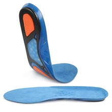 Shoe Pad JP Plush TPE Buffering Sports Running Insole Basketball Outdoor Fitness Pads Cushion Adjustable Soft Shock Proof