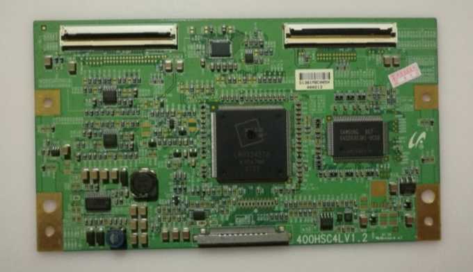 LCD BOARD 400HSC4LV1.2 Logic board connect with T-CON connect board