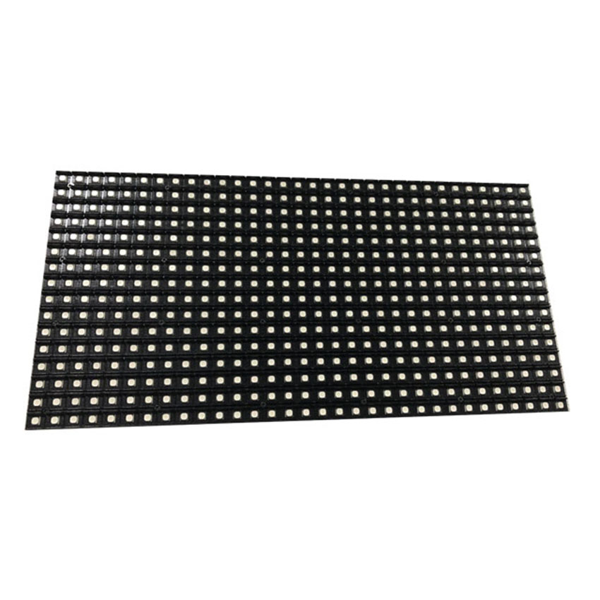 P8 SMD3535 Outdoor Module 256*128mm 1/4S For Full Color LED Display Screen Panel