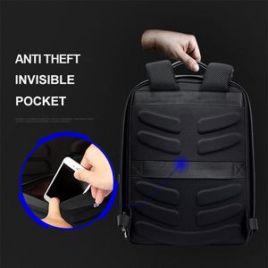 Image 3 - BOPAI Brand Men Laptop Backpack USB External Charge Computer Shoulders Anti theft Backpack 15 Inch Waterproof Laptop Backpack