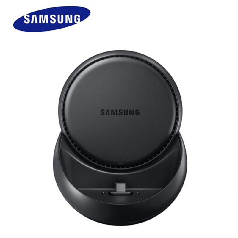Originele SAMSUNG Dex Station EE-MG950 Voor Galaxy S8 S8 + S8 PLUS S9 S9 + S9 PLUS Note 8 Desktop Extension Adapters