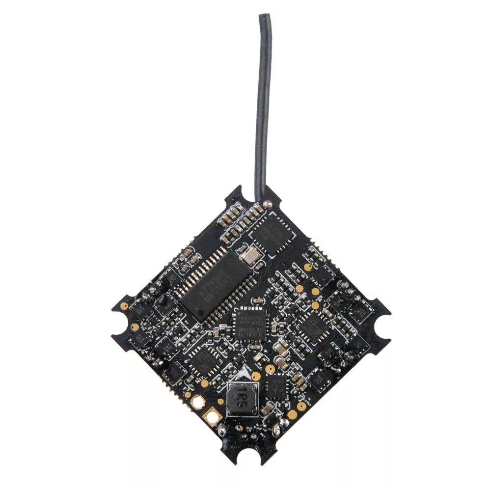 Contrôleur de vol Happymodel crazy ybee F4 Pro V2.0 Mobula7 HD 1-3 S avec ESC 5A et récepteur Flysky/Frsky/DSMX Compatible - 5