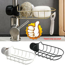 Tap Hanging Storage Holder Rack Home Kitchen Faucet Sink Sponge Portable