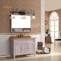 LED Espelho de Luz Banheiro lâmpada de Parede Moderna Iluminação AC85 260V|led mirror light|mirror lightbathroom light -