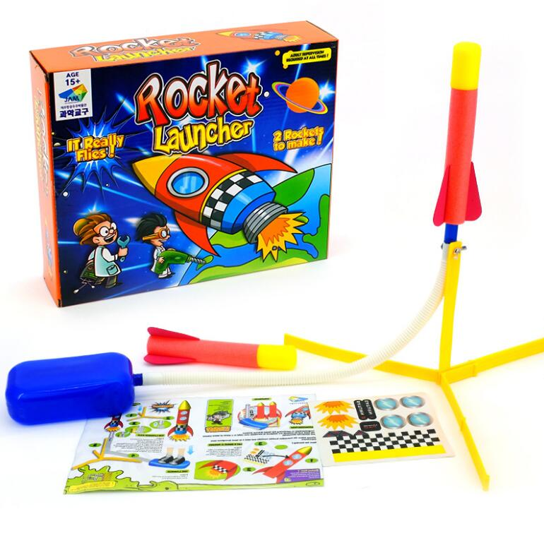 Rocket Toys For 3 Year Olds : Online buy wholesale toy rocket launcher from china