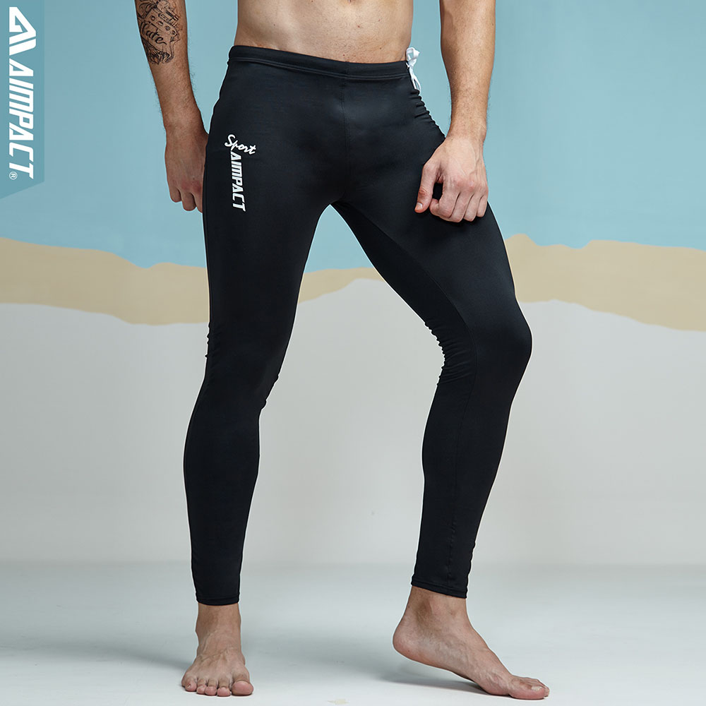 04865a8f6f83b Aimpact Men's Sexy Tight Pants Print Trousers Casual Sweatpants Elastic  Slim Fitted Active Crossfit Workout Pants