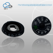 Free shipping! D750 top function Dial model Button Key Part For Nikon