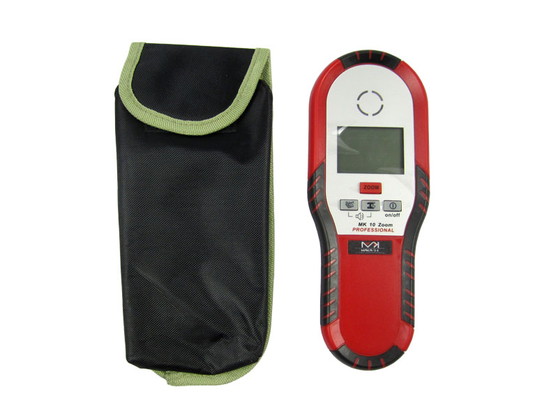 MK10 Multifunction Industrial Metal Detector Digital Wall detector Scanner ferrous metal Non-ferrous metal Wood Cable