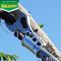 Electric Powered Telescoping Tree Pruner Most Light Pruner Suitable For Long Time Working