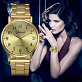 Fashion Women Crystal Stainless Steel Analog Quartz Wrist Bracelet Watch Freeshipping New