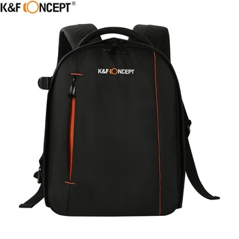 K&F CONCEPT High-quality Waterproof Multi-functional DSLR SLR Camera Backpack Bag hold 1Camera+Lens+Items for Nikon Canon Sony