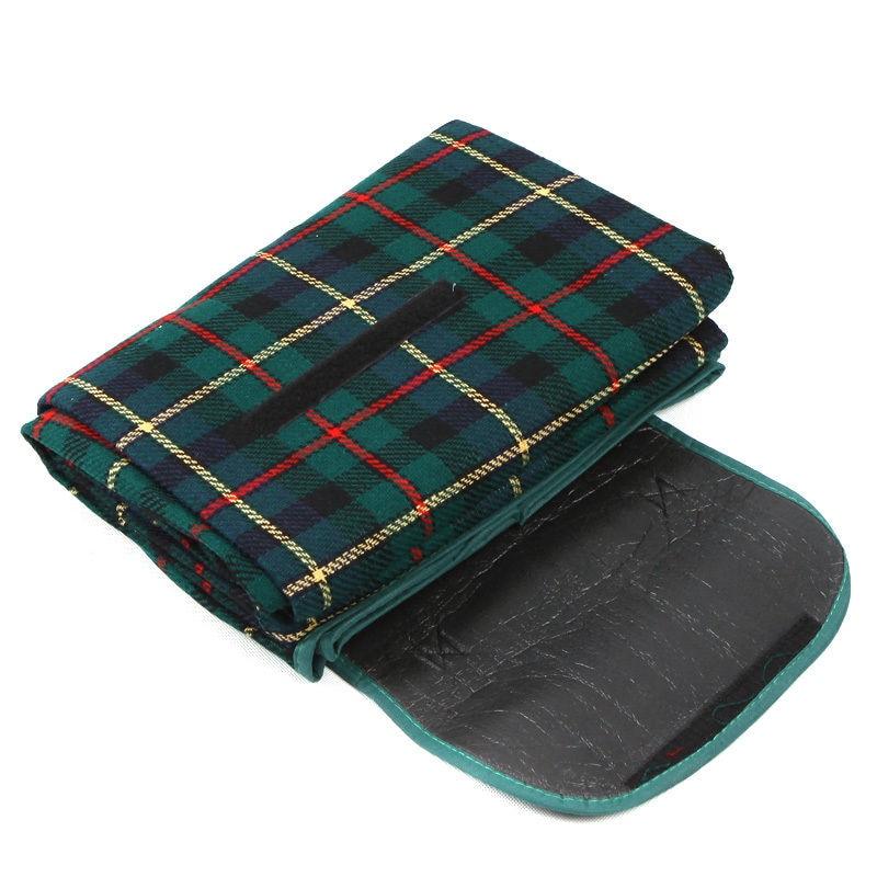 sz lgfm 200x150cm waterproof rug blanket outdoor ᗚ cing picnic mat plaid ᗐ green