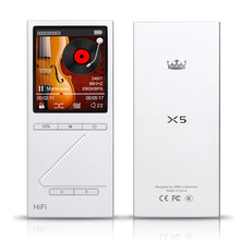 HOT ONN X5 HIFI 24 Bit Lossless Music Player 8GB Metal Professional MP3 Player with TFT Screen Support APE/FLAC/ALAC/WAV/WMA/MP3