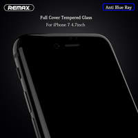 Full Cover For Tempered Glass IPhone 7 IPhone 7 Plus Screen Protector Curved Round Edge 2