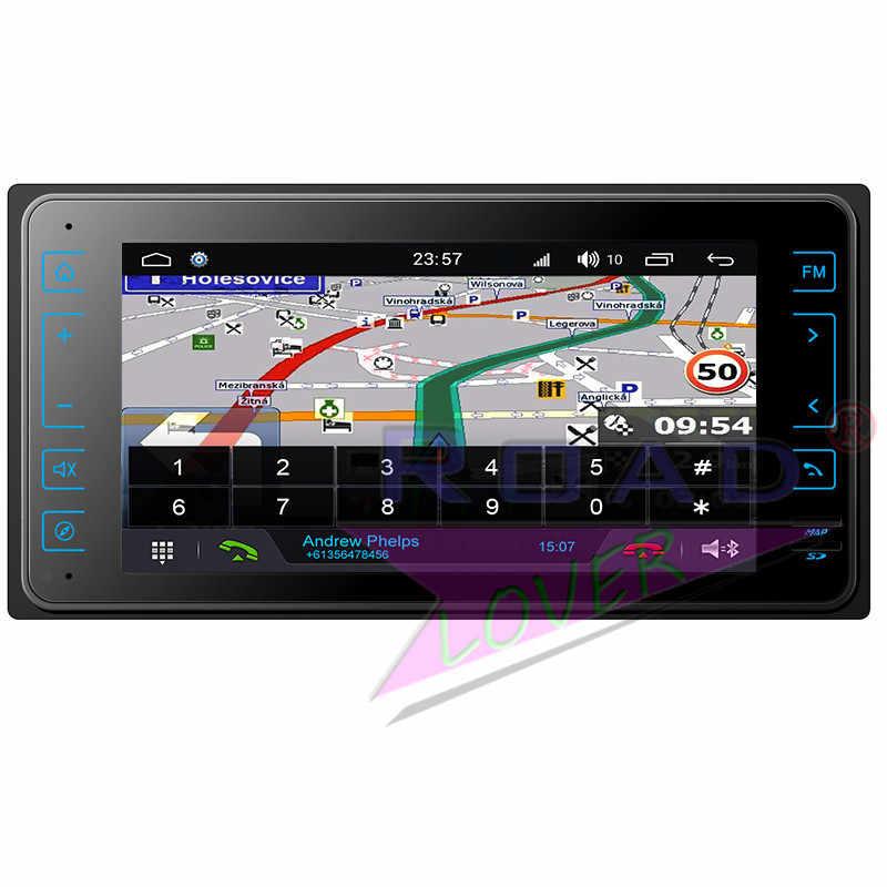 Winca S200 Android 8.0 Araba Radyo Çalar Toyota Alphard Yaris Corolla Fortuner Land Cruiser Highlander Stereo GPS Navigasyon