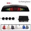 Автомобильный светодиодный монитор Koorinwoo  парковочный датчик  4 датчика  запасной радар  предупреждающий сигнал  система безопасности  парк...