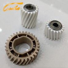 цена на 2 sets MPC3001 fuser gear for Ricoh MP C3001 C3501 color printer part MPC3501 Fuser gear