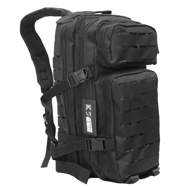 TAK YIYING Tactical Backpack Laser Cut Men Outdoor Sports Camping Backpack Military 3P Assault MOLLE Bug Out Small Rucksack Hunt