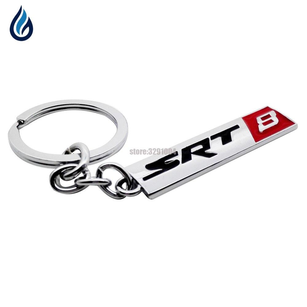 Chrysler 300c Red Valet Key Fob Authentic Logo Key Chain Key Ring Keytag Lanyard