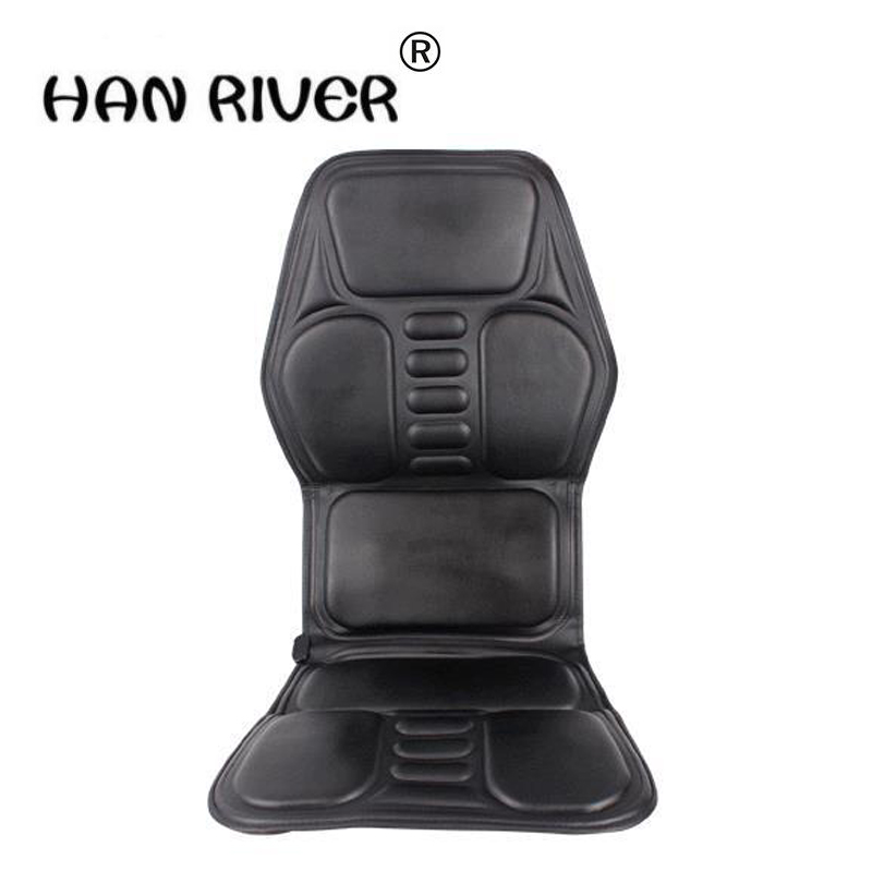 HANRIVER High quality Full-Body Massager Health Care Health Monitors Massage Mattress Cushion Vibration Head Body Foot Massage hanriver massager cushion for shakti