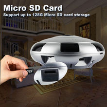 360°C Panoramic Wireless Smart Camera for Home Security