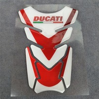 3D Motorcycle Sticker Decal Emblem Protection Tank Pad Gas Cap For Ducati 1198 1199 848 1098 796 795 696 821 8991299 1100