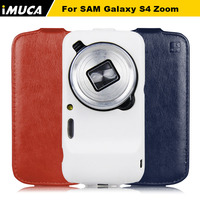 For Samsung Galaxy S4 Zoom Leather Flip Cover For Samsung Galaxy S4 Zoom Cases 2016 Wholesale