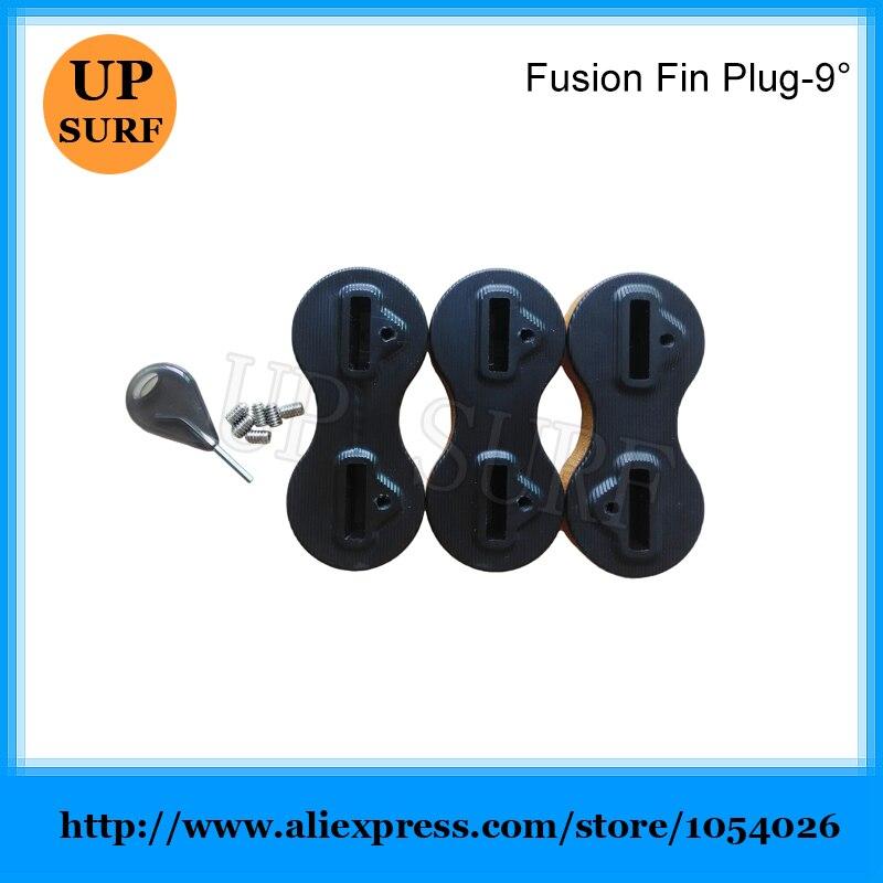 ̀ •́ Envío libre enchufe fins FCS fin Box surfboard fins plug 9 ...