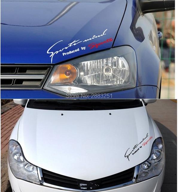 Lámpara Reflectora Ceja Estilo Deportes Hood Linterna Pegatinas Para Ford  Focus2 3 Ecosport Kuga Fiesta Fusión