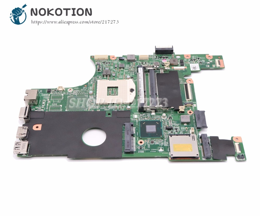 NOKOTION Laptop Motherboard For Dell Inspiron N4050 MAIN BOARD HM67 UMA HD DDR3 CN-0X0DC1 0X0DC1 X0DC1NOKOTION Laptop Motherboard For Dell Inspiron N4050 MAIN BOARD HM67 UMA HD DDR3 CN-0X0DC1 0X0DC1 X0DC1