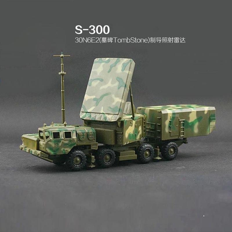 Assembled DIY Toys Fire Rescue Ladder Truck /& Military Rocket Launches Radar Car