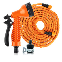 Spray gun Car wash high-pressure water cleaning extended hose gardeners garden sprinklers Comercial machine