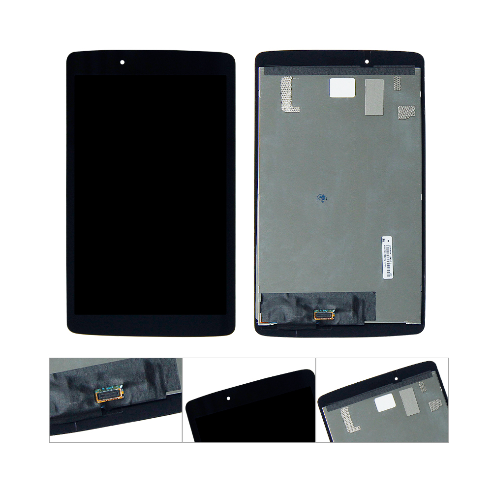 For LG G Pad 8.0 V480 V490 LCD Display Touch Screen Digitizer Assembly Replacement
