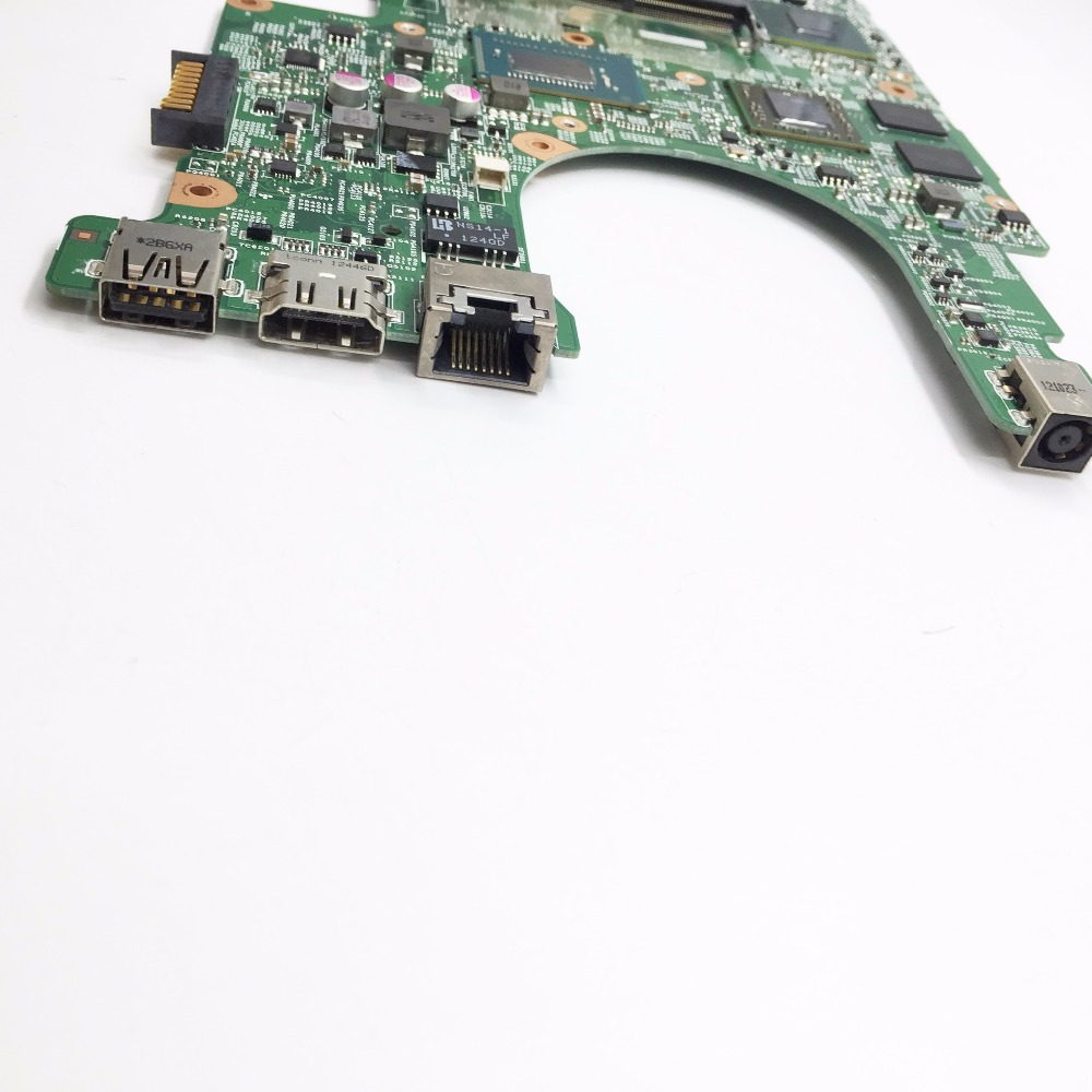 SHELI 11289-1 motherboard for dell 5423 motherboard dell Inspiron 14Z-5423 motherbard I3 cpu original tested mainboard in stock
