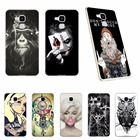 Case Cover For Huawei GT3 / Honor 7 Lite / Huawei GR5 Mini Cover Fashion Soft Silicone TPU Phone Case For Huawei GT3 Fundas 5.2