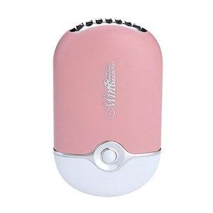 Image 5 - 2020 USB Mini Fan Eyelash Dryer Air Blower Glue Fast Dry False Eye Lash Extension Mascara Dryer Portable Makeup Tools Nail Art