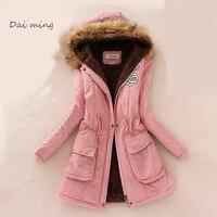 Donne giacca invernale manteau femme parka delle donne cappotto giubbotti e cappotti abrigos y chaquetas mujer invierno 2017 europ e in america