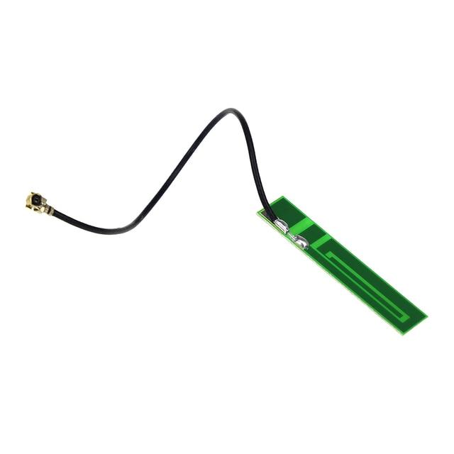 10pcs/lot for Sim800 Sim908 Sim900 GSM/GPRS/3G Built IN Circuit Board Antenna 1.13 Line 15cm Long IPEX Connector (3DBI) PCB Smal
