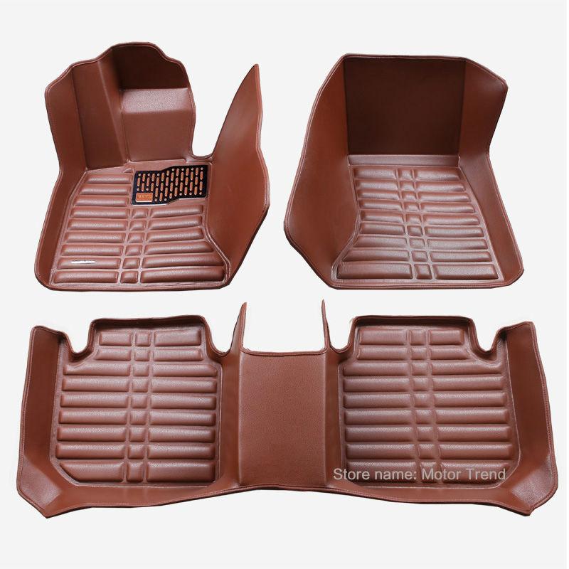 Custom fit car floor mats for Kia Sorento Sportage Optima K5 Forte Rio/K2 Cerato K3 Carens  3D car styling liner RY102 special car floor mats case for kia sorento sportage optima k5 forte rio k2 cerato k3 carens soul car liner mat car covers