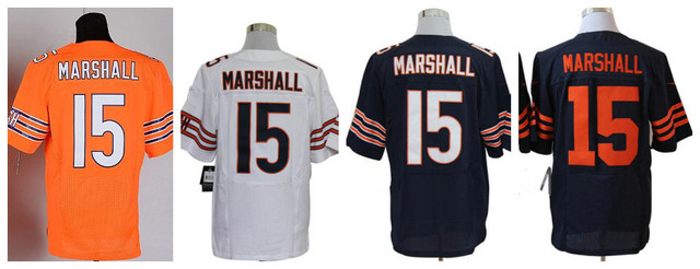 Brandon Marshall Jersey,Elite Football Jersey,Best quality,Size M L XL XXL XXXL,Accept Mix Order